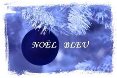 Noel Bleu à Nice