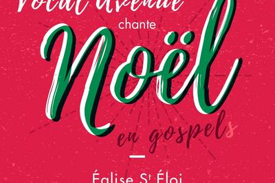 Noël en gospel à Folkling
