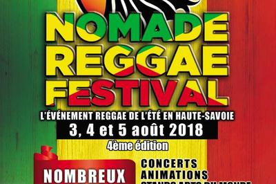 Nomade Reggae Festival 2018 à Frangy
