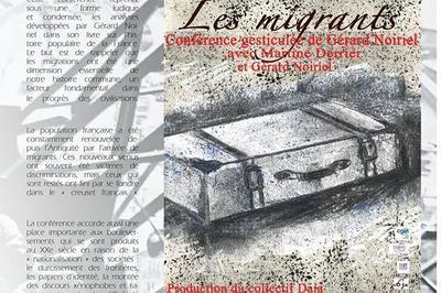 Nos Ancêtres les Migrants à Nilvange