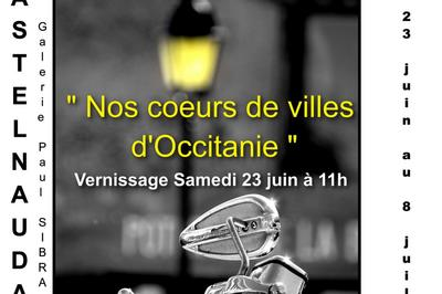 Nos coeurs de villes d'Occitanie à Castelnaudary