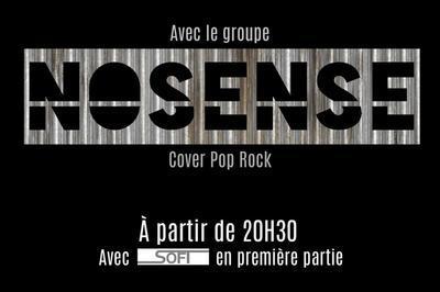 Nosense En Concert Avec En Première Partie Soft (duo Acoustique) à Montpellier