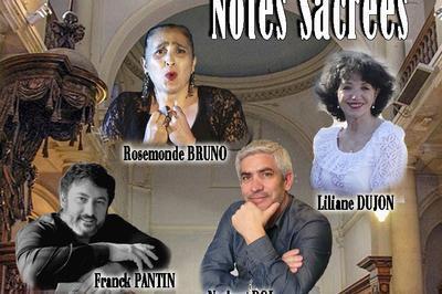 Notes Sacrées à Toulon