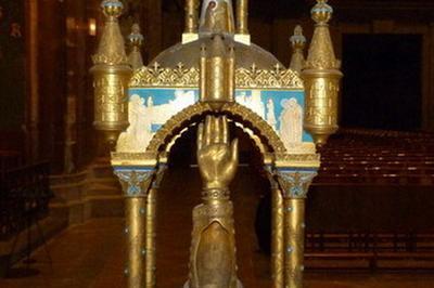 Notre-dame-de-l'abbaye à Carcassonne
