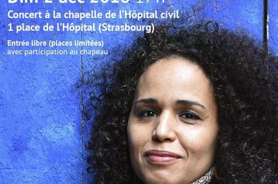 Noufissa Kabbou à Strasbourg