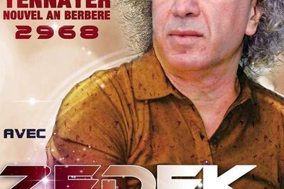 Nouvel An Berbere 2968 Zedek à Champigny sur Marne