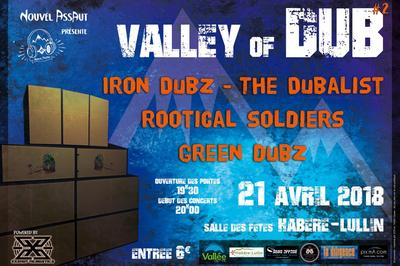 Valley of Dub à Habere Lullin