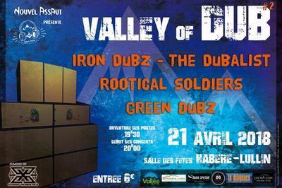 Valley of Dub à Habere Lullin