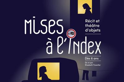 Mises à l'index compagnie Le 7ème tiroir à Lorient