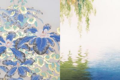 Nouvelle direction de la peinture japonaise à Lyon