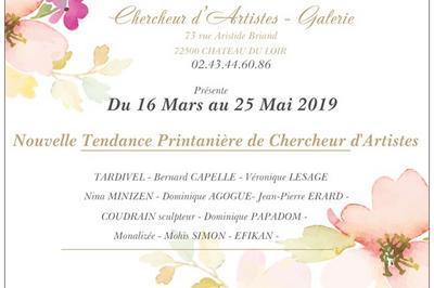 Nouvelle tendance printanière de Chercheur d'Artistes à Chateau du Loir