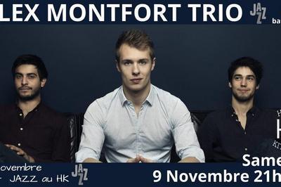 Concert Alex Monfort Trio  # Novembre Du Jazz Au Hel'a Kitchen Sarlat# à Sarlat la Caneda