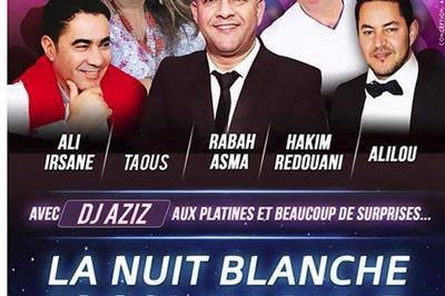 Nuit Blanche 100% Kabyle à Vitry sur Seine