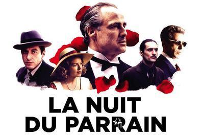 Nuit cinéma : Trilogie Le Parrain à la Halle Tony Garnier 2019