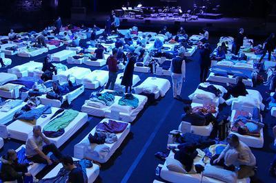 Nuit couchée #2 à Pau