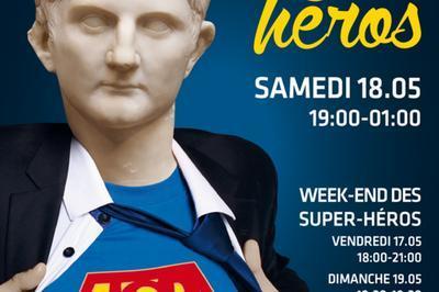 Nuit Des Super-héros à Toulouse