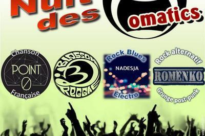 Nuit des Zik'Omatics à Gurgy