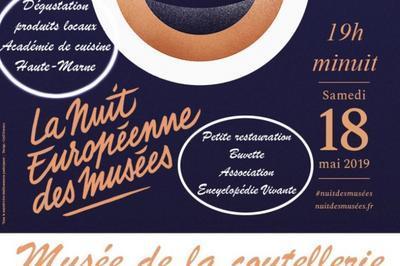 Nuit européenne des musées à Nogent