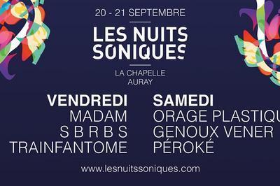 Nuit Sonique 2019