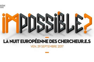 Nuit Européenne des Chercheur.e.s 2017 Bordeaux
