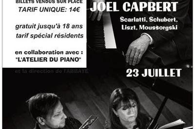 Nuits Blanches du Piano à Saint Jacut de la Mer