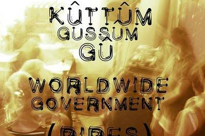 Nyos // Kûttûm Gûssûm Gû // Worldwide Government // (rires) à Bordeaux