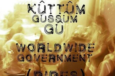Nyos // Kûttûm Gûssûm Gû // Worldwide Government // (rires) à Bordeaux