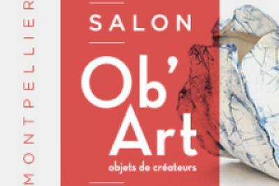 Ob'Art, Montpellier -  salon de l'objet métiers d'art