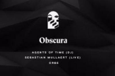 Obscura : Agents Of Time, Sebastien Mullaert (live), Orbe à Paris 13ème