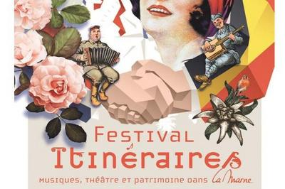 Odes à la Paix (festival Itinéraires) à Mourmelon le Grand