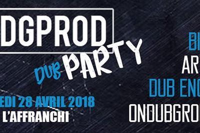 ODGprod Party (Soirée Dub) à Marseille