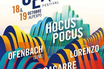 Ofenbach / Bagarre / Radium à Grenoble