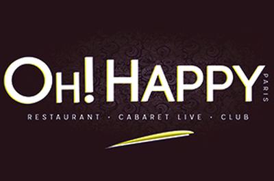 Oh! Happy Paris à Paris 2ème