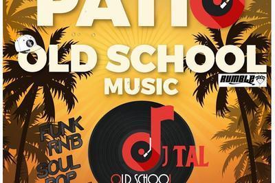 Soirée old school - mix vinyls by dj tal - funk - r'n'b - pop - soul - groove à Lattes