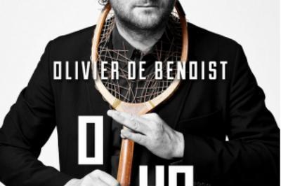 Olivier De Benoist  - 0/40 à Vervins