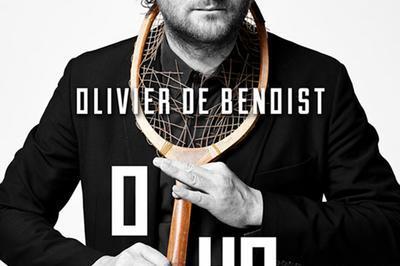 Olivier De Benoist : 0/40 à Chalon sur Saone