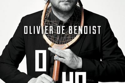 Olivier De Benoist à Mouilleron le Captif