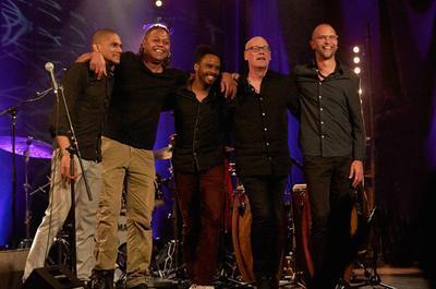 Olivier Ker Ourio New Quintet -