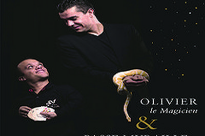 Olivier le magicien et Passe Muraille à La Baule Escoublac