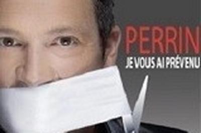Olivier Perrin Dans Je Vous Ai Prevenu à Aix en Provence