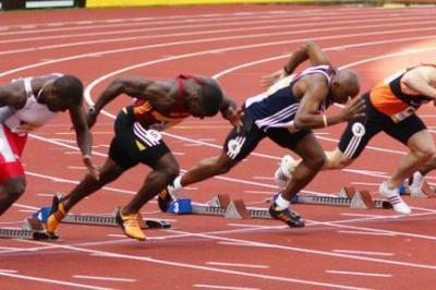 Olympicorama – Le 400 mètres à Amiens