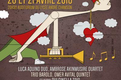 Omer Avital 5tet - Trio Barolo à Le Vigan
