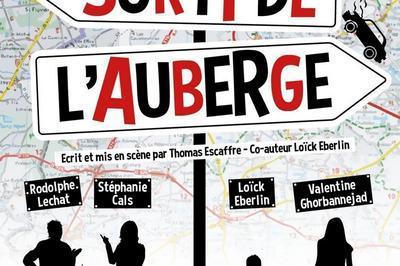 On N'Est Pas Sorti De L'Auberge à Paris 11ème
