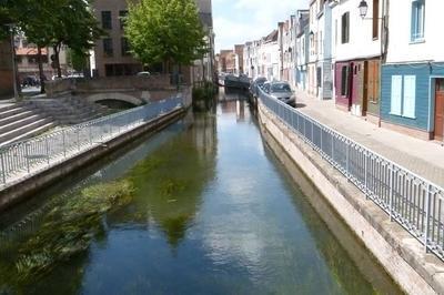 On ouvre à jardin/ Déambulation des centres de loisirs Edgar Quinet et Maurice Honeste à Amiens