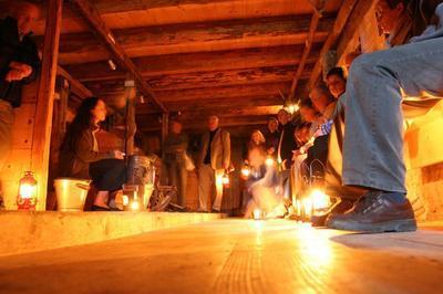 On Va Déguster - Visite Guidée Gourmande à L'Écomusée Michaud à Chapelle des Bois