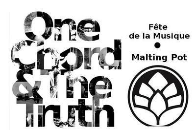 One Chord - The truth à Lyon