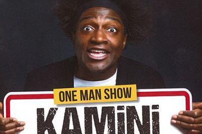 One Man Show De Kamini à Jonzac
