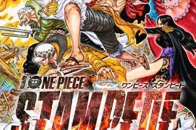 One Piece Stampede à Rouen