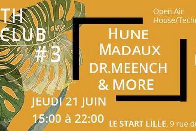Open Air House et Techno : NC#3 Edition Fête de la Musique à Lille