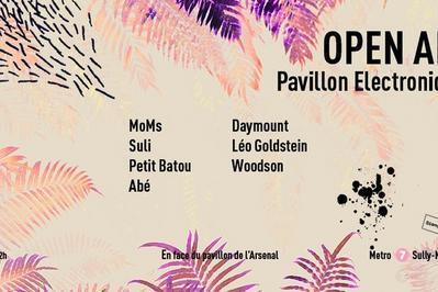 Open Air: Pavillon Electronique - Fête De La Musique 2019 à Paris 4ème